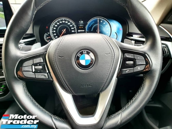 2018 BMW 5 SERIES 530E 2.0 SPORT 1 DATIN OWNER (WARRANTY PROVIDED)