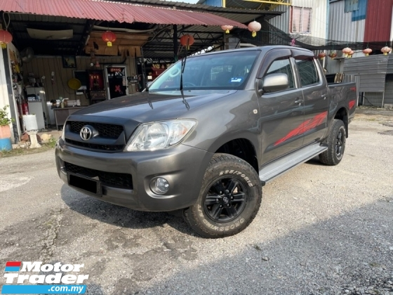 2011 TOYOTA HILUX 2.5 G DOUBLE CAB