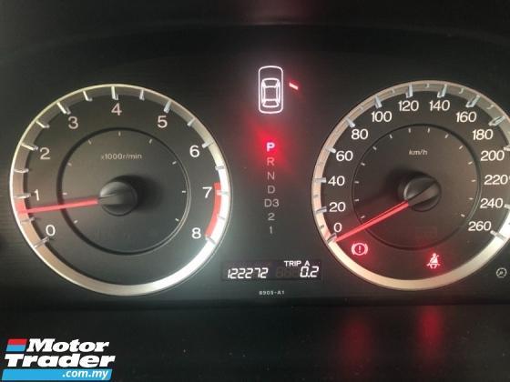 2008 HONDA ACCORD 2.0 VTi-L FACELIFT ON THE ROAD PRICE