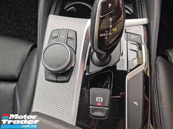 2019 BMW 5 SERIES 2019 BMW 530i 2.0 M Sport 2K KM Done Free Service Under Warranty Until 2024