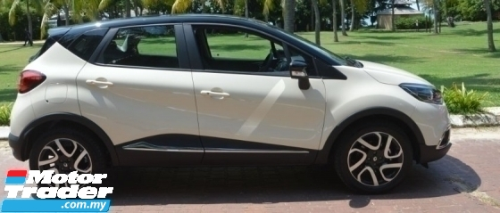 2018 RENAULT CAPTUR Best Offer from RM52,000^