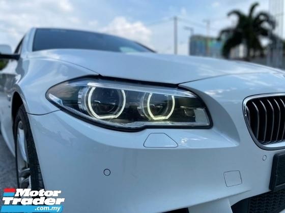 2016 BMW 5 SERIES 528I M-SPORTS LOCAL FULL SERVICE HARMON KARDON