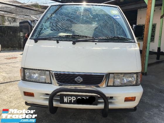 2006 NISSAN C22  c22 (M) Full Panel Van Good Condition