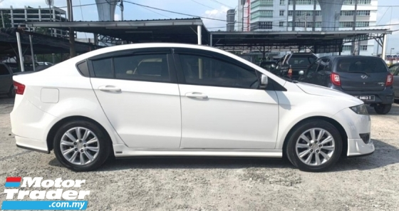 2013 PROTON PREVE 1.6 AUTO / R3 BODYKIT / ONE OWNER / TIPTOP CONDITION / BLACKLIST CAN LOAN