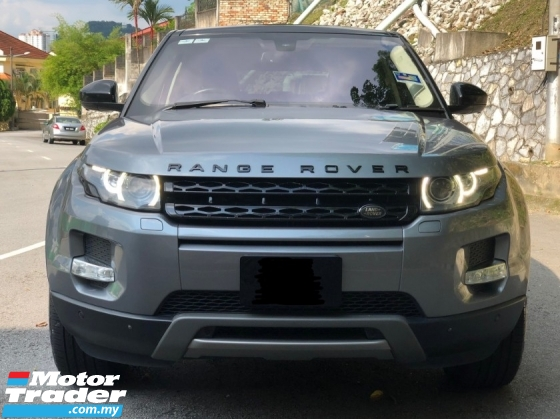 2014 LAND ROVER EVOQUE DYNAMIC 2.0 SI4 ORI 63K KM 9 SPEED PANORAMIC ROOF
