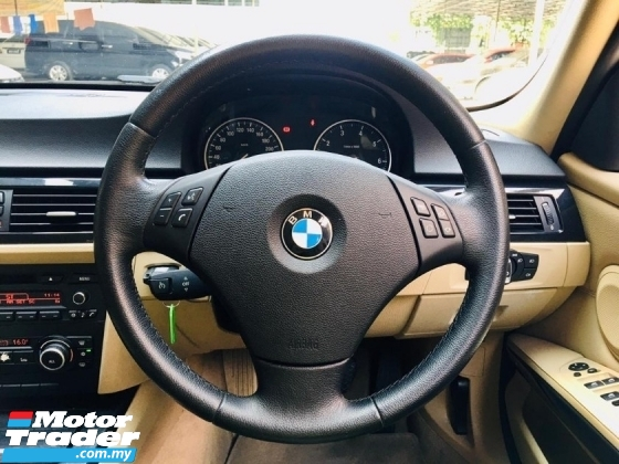 2010 BMW 3 SERIES 320i SPORTS 2.0 FACELIFT (A) LOW MILEAGE