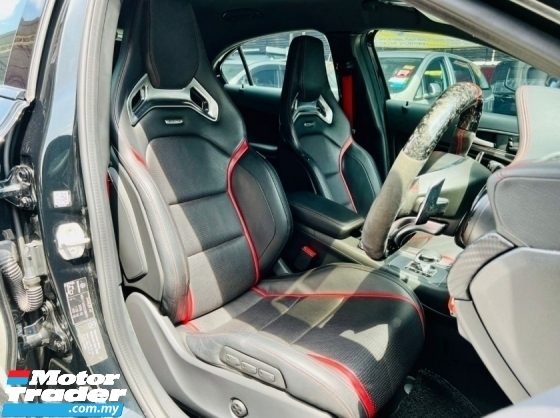 2015 MERCEDES-BENZ A45 AMG 2.0 (A) UPGRADE STAGE 2