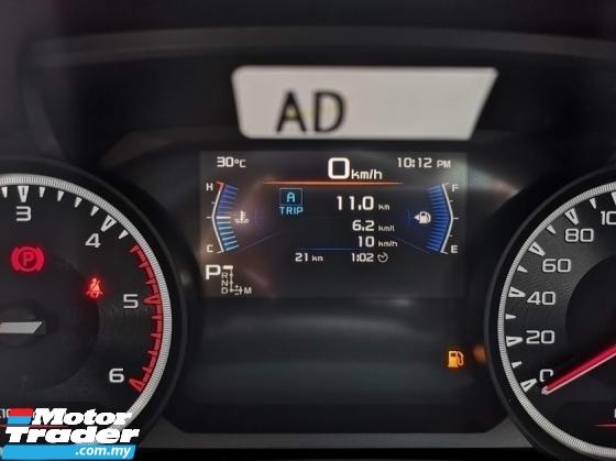 2021 ISUZU D-MAX 1.9L Auto 4x4 Standard