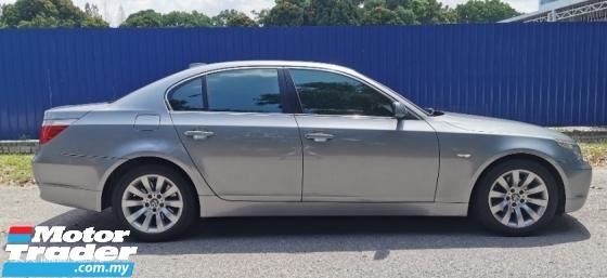 2006 BMW 5 SERIES 523I 2.5 (A) E60 - REG 17 / SUPERB ORI COND