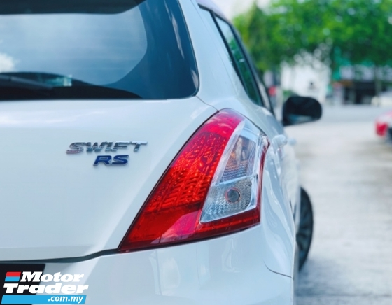 2014 SUZUKI SWIFT RS MODEL