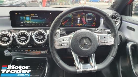 2020 MERCEDES-BENZ A-CLASS A35 AMG Sport Premium
