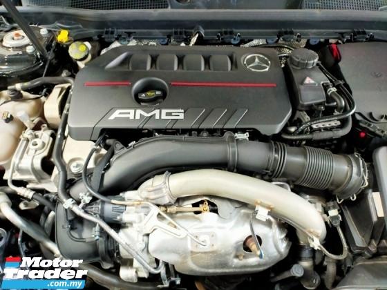 2020 MERCEDES-BENZ A-CLASS A35 AMG Premium sport