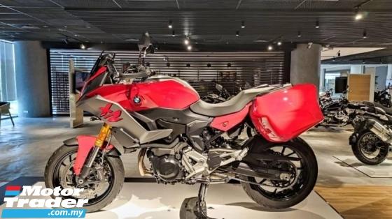 2021 BMW F900XR XR