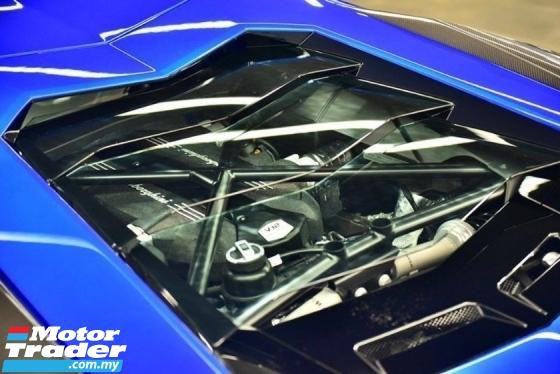 2017 LAMBORGHINI AVENTADOR S' LP740-4 APPROVED CAR