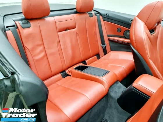 2017 BMW M4 COMPETITION CONVERTIBLE 3.0L BI-TURBO 450HP