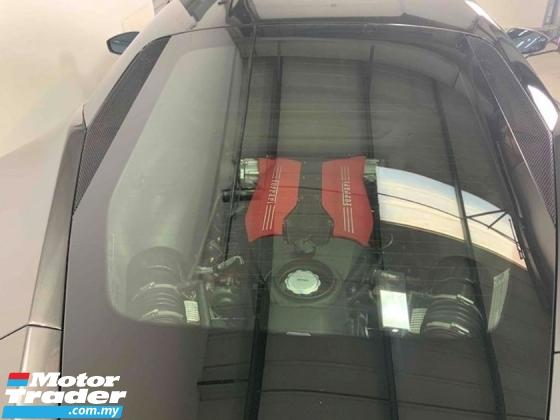 2017 FERRARI 488 GTB WITH CARBON PACK