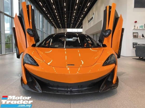 2019 MCLAREN OTHERS 600LT APPROVED CAR