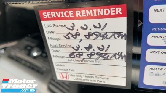 2013 HONDA CIVIC 1.5 (HYBRID) 1 OWNER HONDA SERVICE RECORD