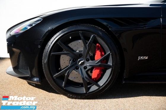 2019 ASTON MARTIN DBS SUPERLEGGERA APPROVED CAR