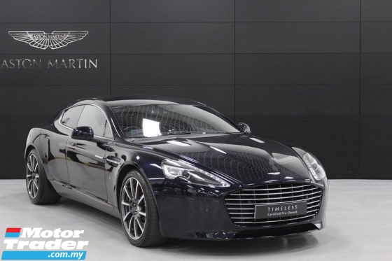 2017 ASTON MARTIN RAPIDE S 'THE SHADOW EDITION' (APPROVED CAR)