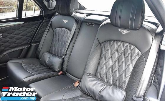 2018 BENTLEY MULSANNE MULLINER DRIVING PACK APPROVED CAR