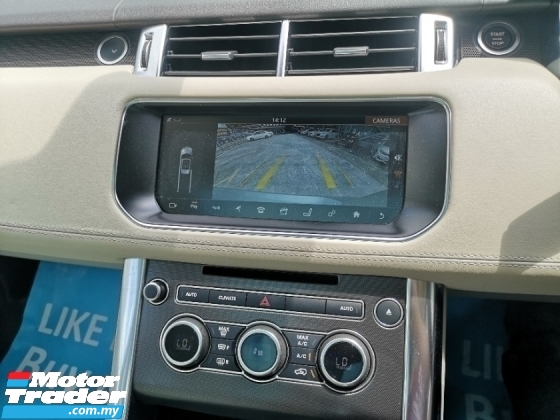 2017 LAND ROVER RANGE ROVER SPORT 3.0 V6 SUPERCHARGED HSE DYNAMIC HEAD UP DISPLAY