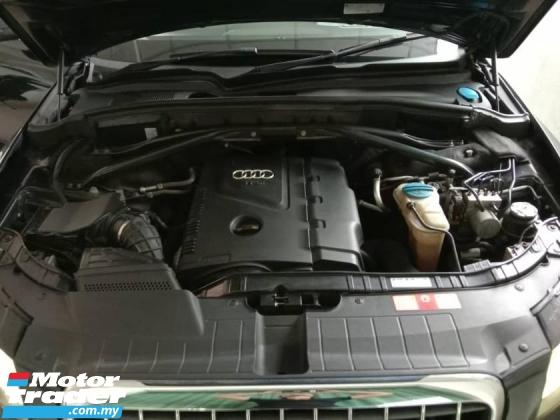 2009 AUDI Q5 2.0 TFSI