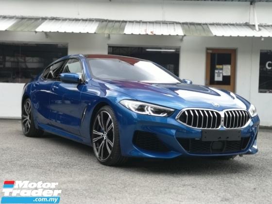 2019 BMW 8 SERIES 840I 3.0 M-SPORT GRAN COUPE FULL SPEC READY STOCK
