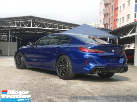 2020 BMW 8 SERIES M8 4.4 COMPETITION PACK GRAN COUPE FULL SPEC READY