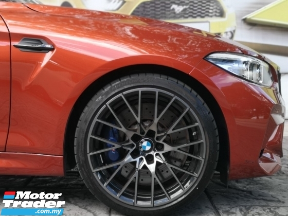 2019 BMW M2 3.0 COMPETITION PACK COUPE HARMON KARDON READY