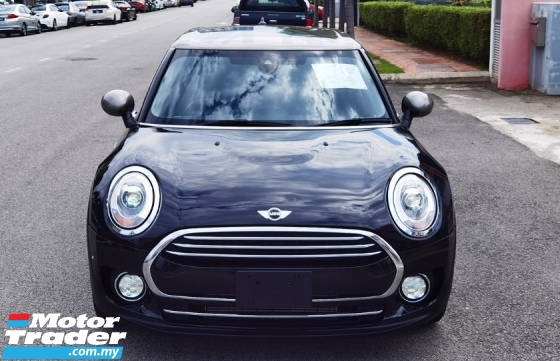 2016 MINI Clubman 2016 MINI COOPER S CLUBMAN 1.5A TWIN TURBO FACELIFT JAPAN SPEC CAR SELL PRICE RM ( 133000.00 NEGO )