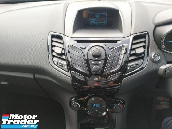 2014 FORD FIESTA 1.0ECOBOOST TURBO PREMIUM SPEC hatchback (A)