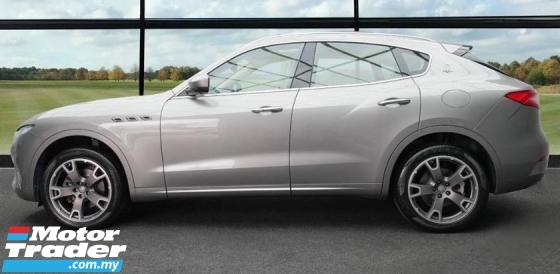 2018 MASERATI OTHER LEVANTE 3.0 V6 TURBO-DIESEL