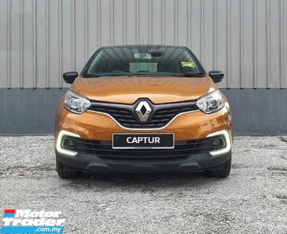 2019 RENAULT CAPTUR Best Offer from RM65,000*