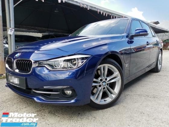 2017 BMW 3 SERIES 330e M Sport 2.0 Full Service Record
