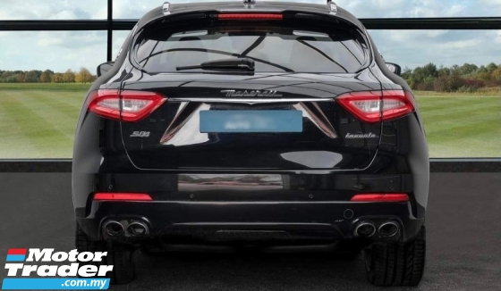 2018 MASERATI OTHER LEVANTE S' GRANSPORT 3.0 V6 TWIN TURBOCHARGED