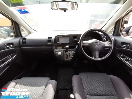 2004 TOYOTA WISH 1.8 S Accident Free Well Maintained