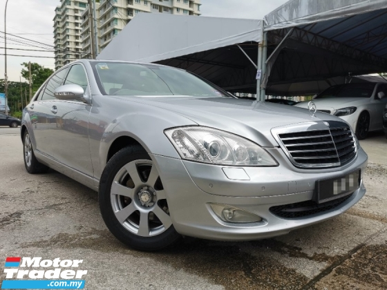 2008 MERCEDES-BENZ S-CLASS 300SL Very Well Maintained VIP onwer Accident Free