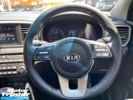2019 KIA SPORTAGE 2.0 Facelift EX, Under Warranty, Low Mileage 16kkm