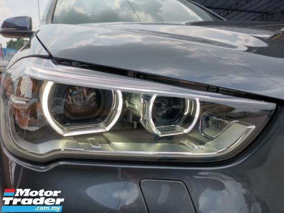 2018 BMW X1 SDrive20i local CKD Under Warranty By BMW One Onwe