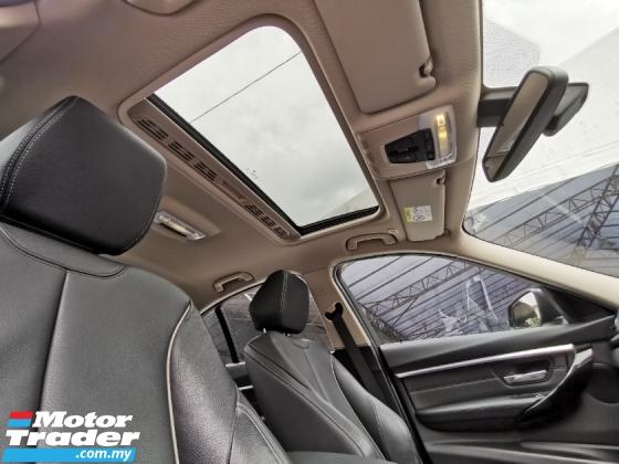 2017 BMW 3 SERIES 330e M Sport Bodykit Full Service Record