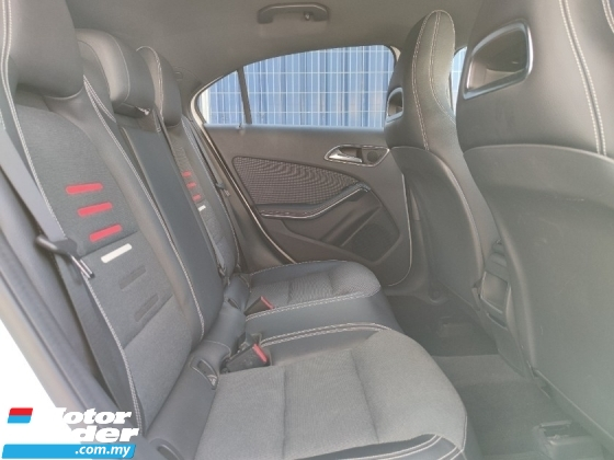 2016 MERCEDES-BENZ A-CLASS A180 SE Facelift Model Keyless Unregistered