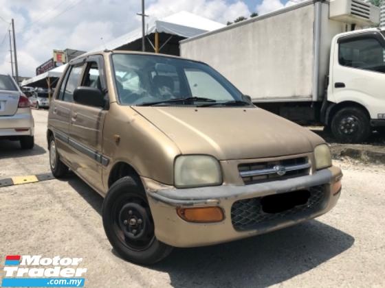 1997 PERODUA KANCIL 850 Auto , 1 Owner , KL Plate