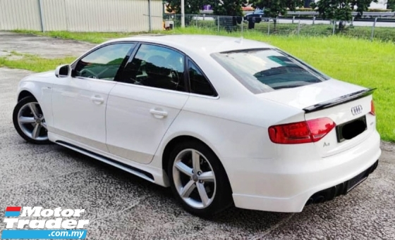 2011 AUDI A4 1.8 TFSI S-LINE SUNROOF 1 OWNER