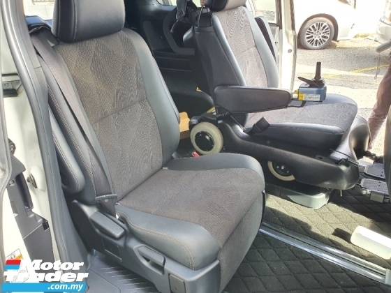 2016 TOYOTA ESTIMA 2.4 AERAS WELCAB PREMIUM (Detachable Wheelchair )