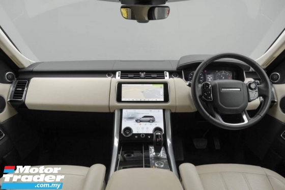 2018 LAND ROVER RANGE ROVER SPORT SDV6 HSE WITH HUD