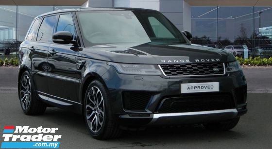 2019 LAND ROVER RANGE ROVER SPORT Si4 HSE APPROVED CAR