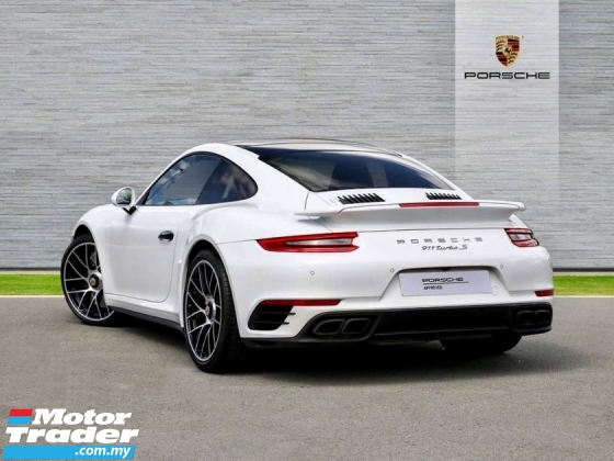 2018 PORSCHE 911 (991.2) TURBO S APPROVED CAR