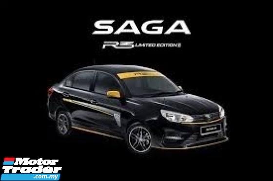 2021 PROTON SAGA R3 Version