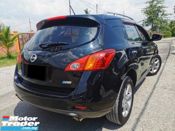 2009 NISSAN MURANO 2.5 (A) 4WD LEATHER SEAT S/ROOF R/CAMERA